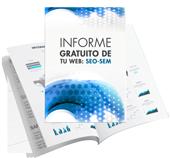 Informe gratuito de tu web: SEO-SEM