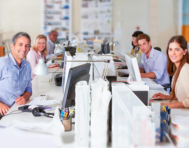 Somos una agencia de marketing online y offline